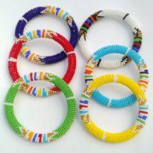 Zulu Beaded Bracelet