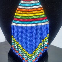 Blue Pendant Close Up