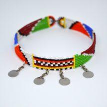 Maasai Fine Choker