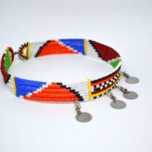 Maasai Fine Choker Side